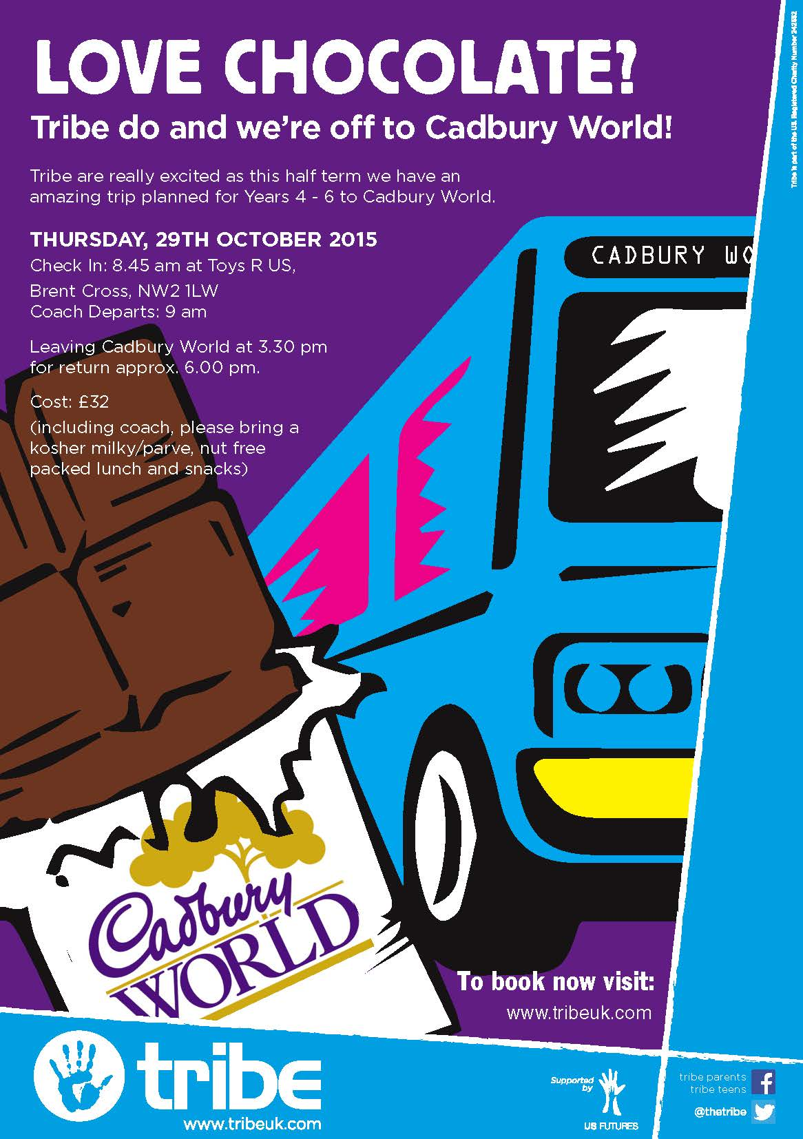 Tribe website date thursday 29th october 2015 time 845am venue cadbury world linden road bournville b30 1jr map link gumiabroncs Image collections