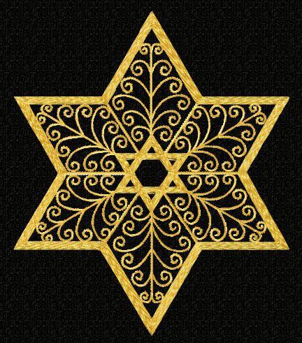 Hebrew Embroidery Designs